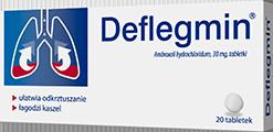 Deflegmin tabletki 30mg