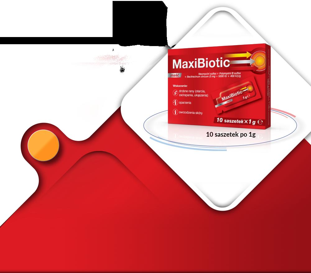 Opakowanie MaxiBiotic