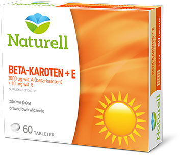 Naturell Beta-karoten+E