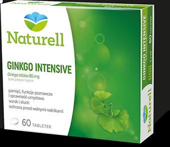 Naturell Ginkgo Intensive