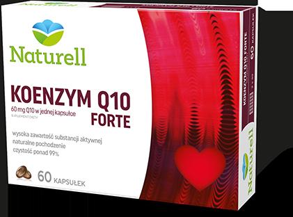 Naturell Koenzym Q10 Forte