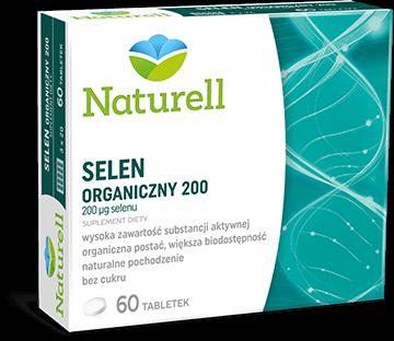 Naturell Selen Organiczny 200