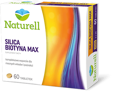 Naturell Silica Biotyna Max