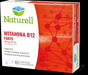 Naturell Witamina B12 Forte