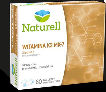 Naturell Witamina K2 MK-7