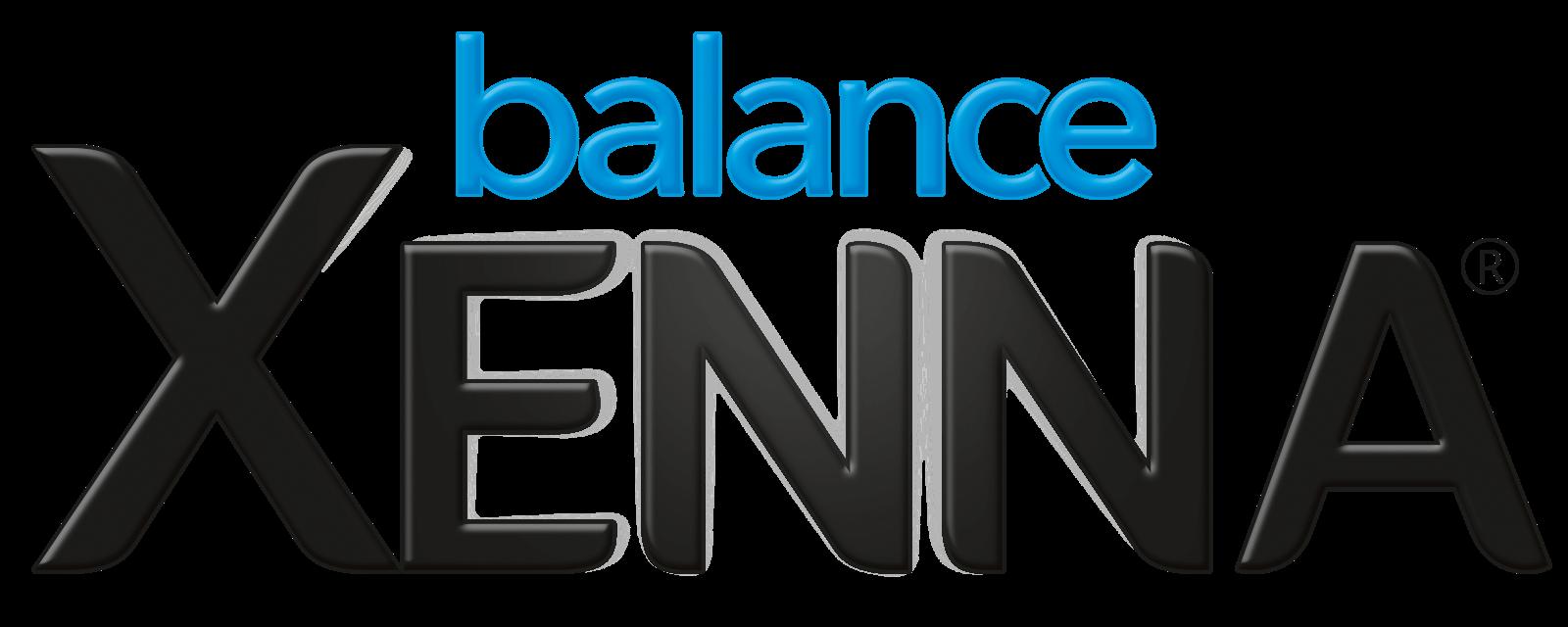 Logo XENNA balance
